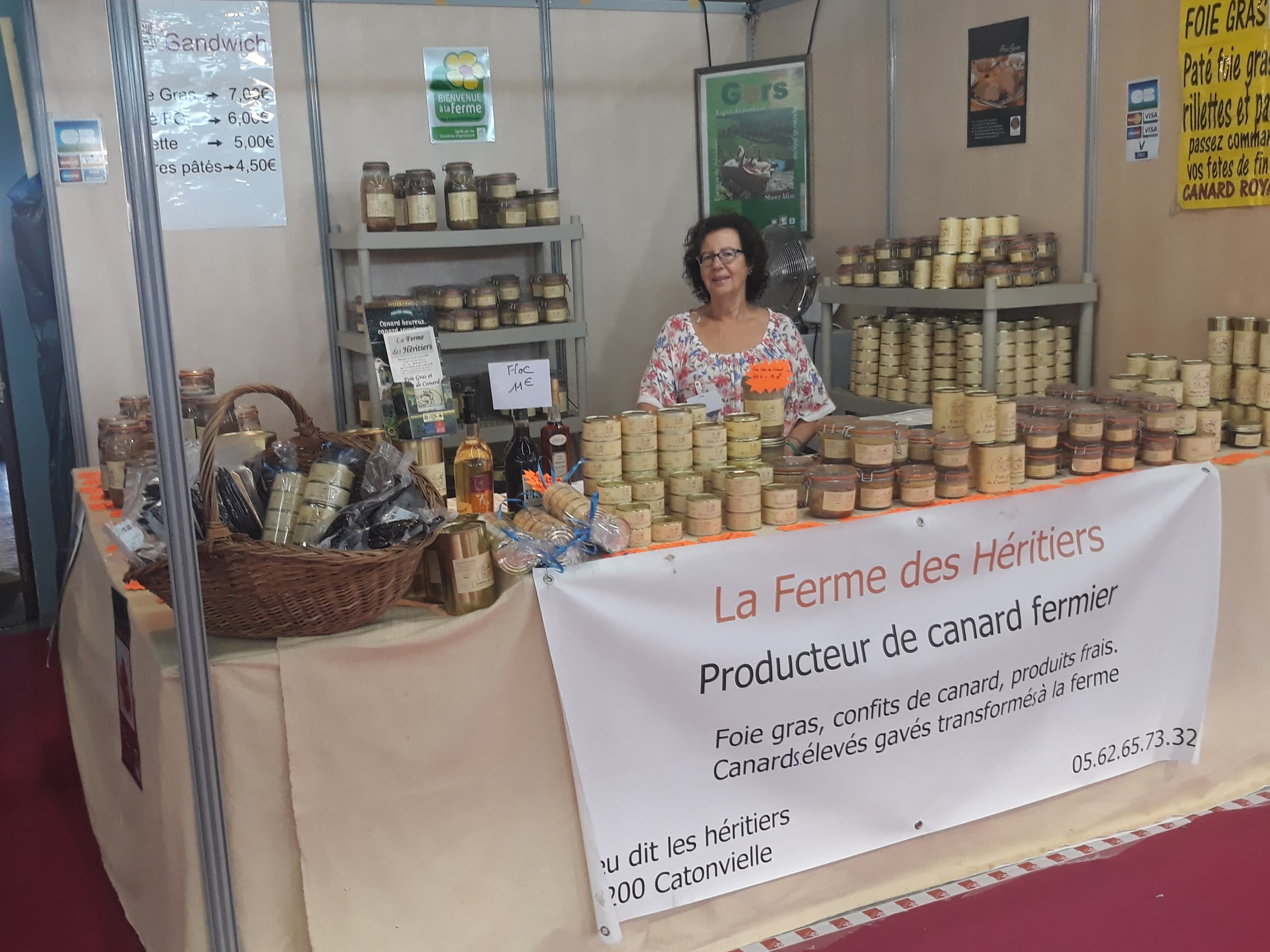 SALON CLERMONT COURNON